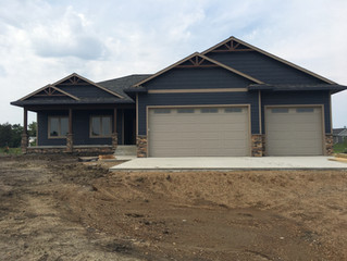 Harrisburg Homes VERY close to complete!
