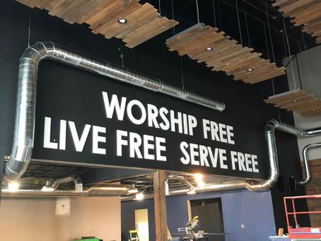 Ransom Church | Update!