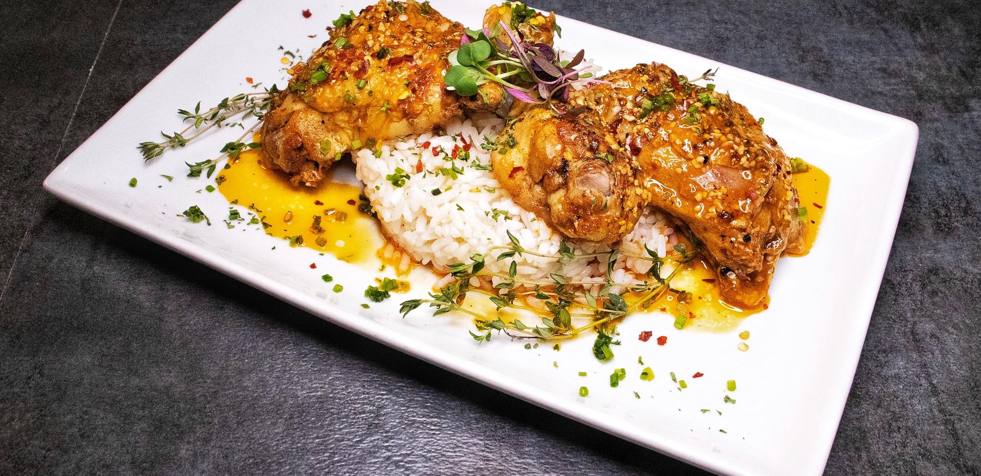 BAR 2200 Herb Roasted Chicken n Rice