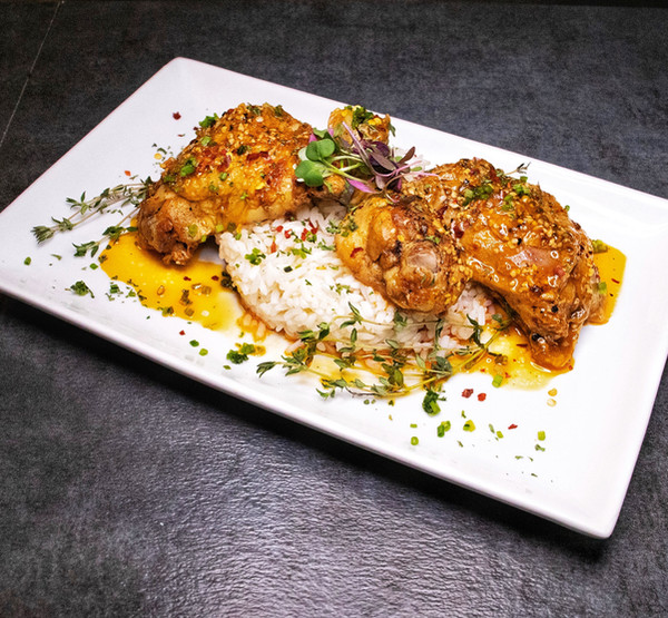 BAR 2200 Herb Roasted Chicken n Rice