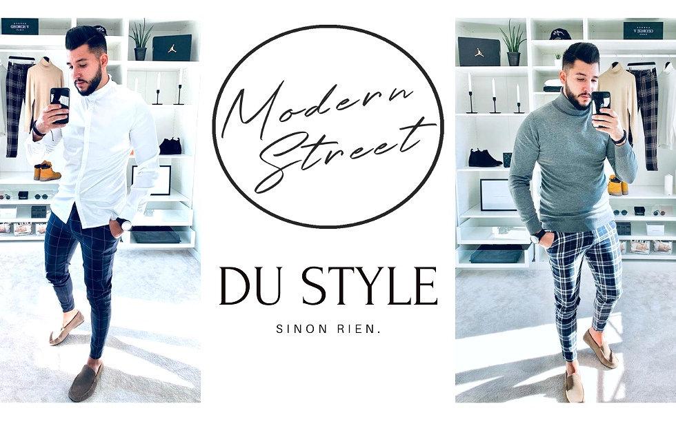 diaporama boutique en ligne modern street