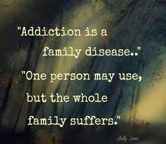 Family Addiction Support