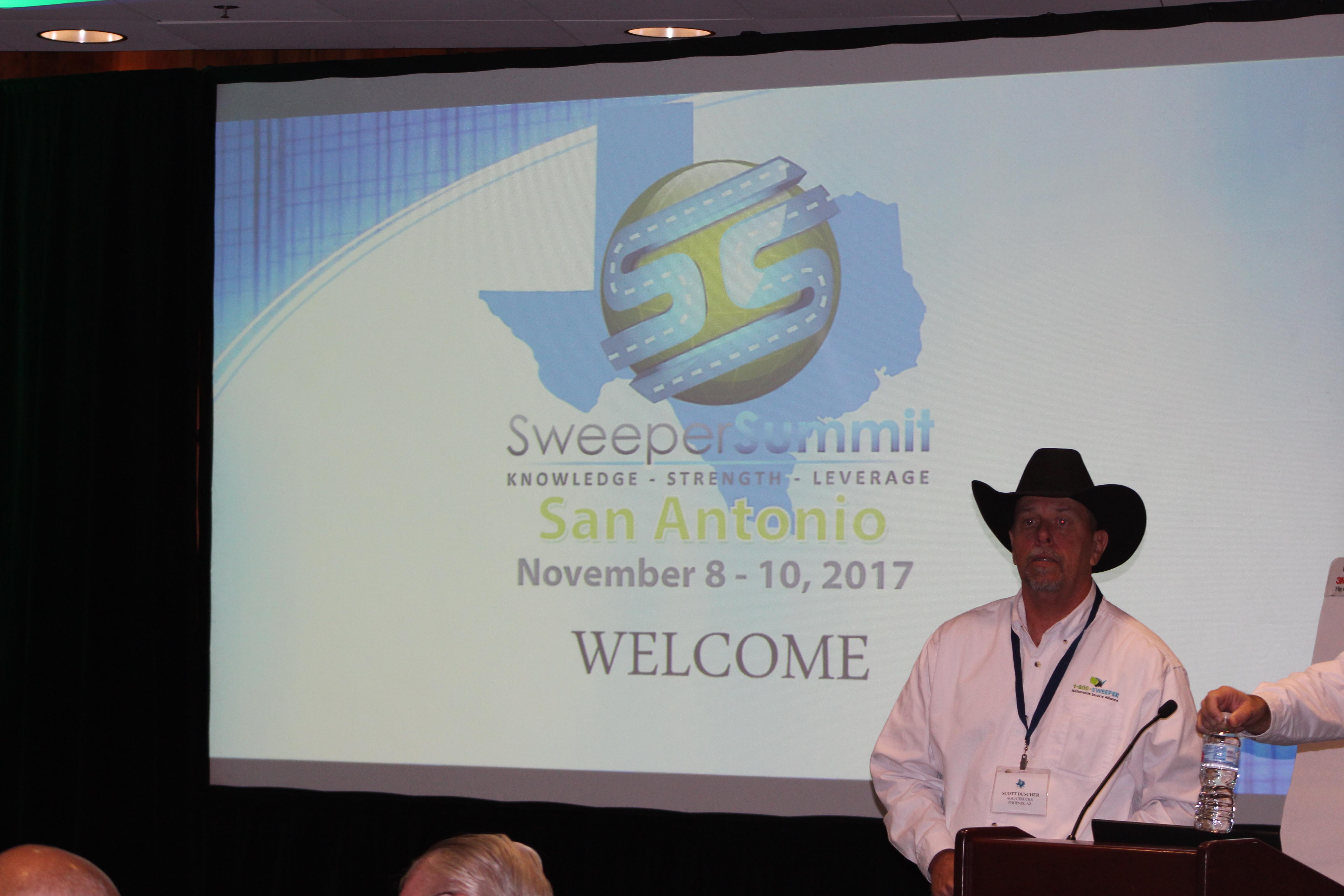 Sweeper Summit 2017