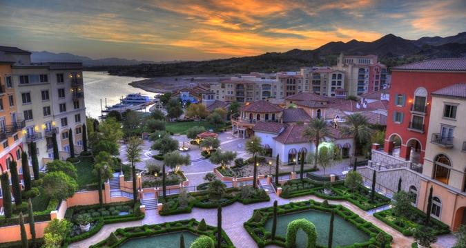 Hilton Lake Las Vegas