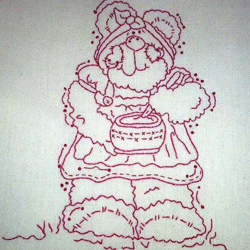 Beary Sweet Pattern