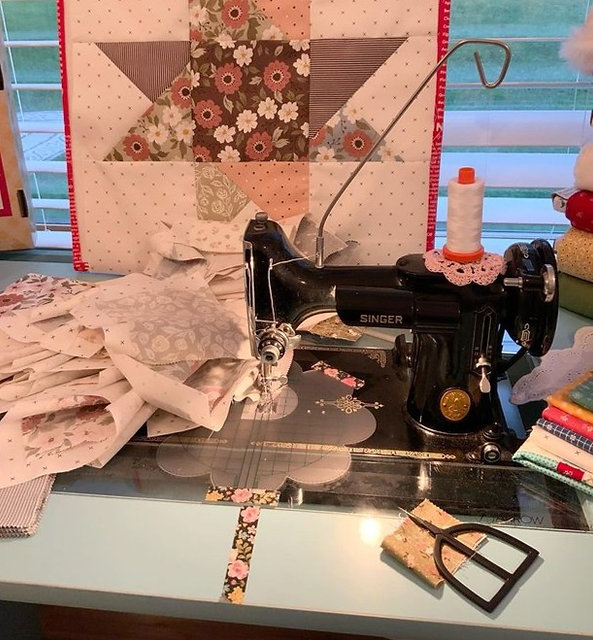 Featherweight Sewing Machine