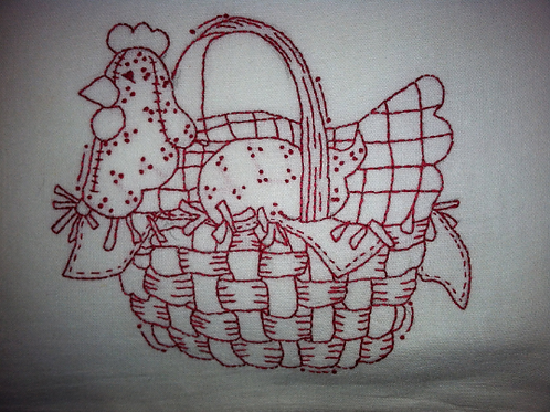 Pampered Hen Pattern