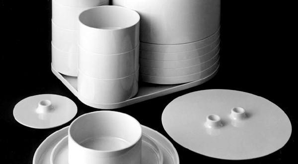 Timeless Massimo Vignelli Dinnerware Set