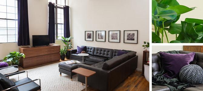 DESIGN EXCHANGE Revamps Ali Forney Center Emergency Housing