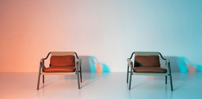 Tacchini Jacket Chair