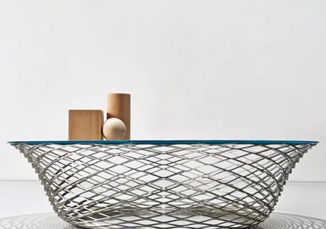 Teso – Metal Table
