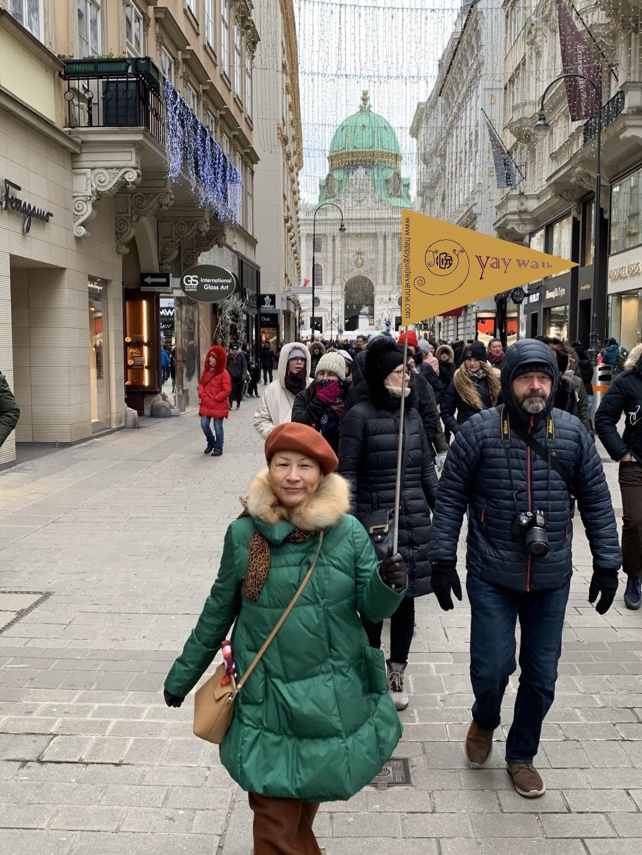 Yay Walk-Vienna Highlight Tour