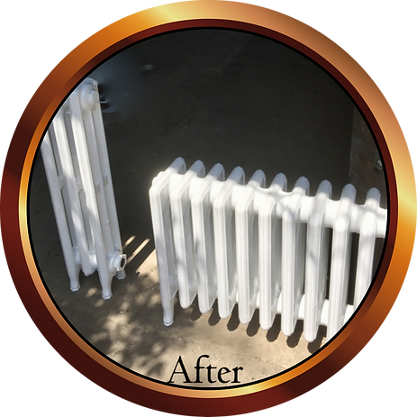 After Beautiful Radiators