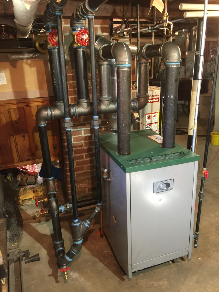 New England Steamworks Steam Heat Steam Boilers