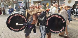 Trommel-Spaß in Albstadt-Ebingen