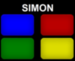 Simon game by Lilo Elia