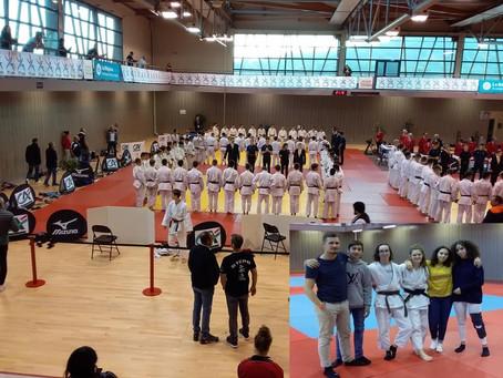 Championnat de France Cadets/Cadettes 2eme Division 2018 à CEYRAT.