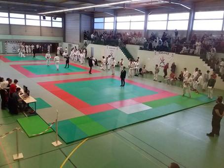 Compétition Départementale par équipe Cadet(te)s à Rezé