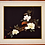 Thumbnail: Hand Made Vintage Silk Haori in Hand Crafted Frame