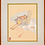 Thumbnail: Hand Made Vintage Silk Obi in Hand Crafted Frame