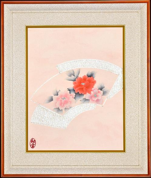 Kimono Obi (Silk, Hand Crafted Frame)