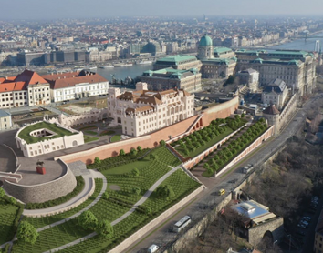 Buda Castle Reconstruction Projects