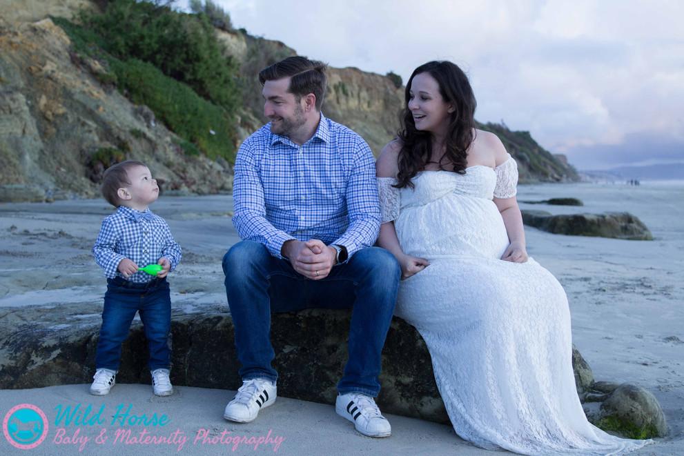 My family photo session san deigo family