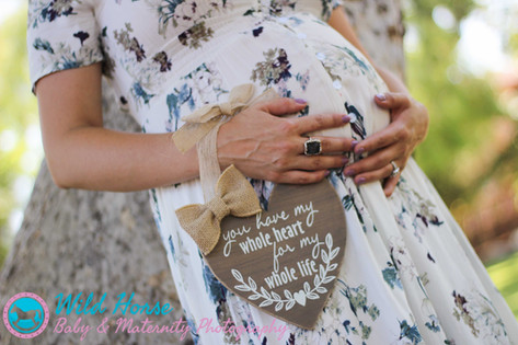 San Diego Maternity portrait by WH baby and maternity photography