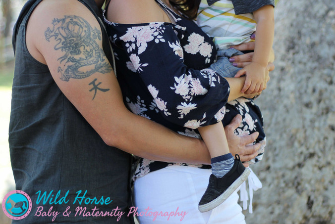 san diego maternity portraits by WH Baby & Maternity Photography