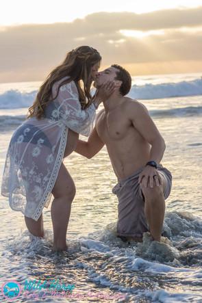couples photo session san diego beaches