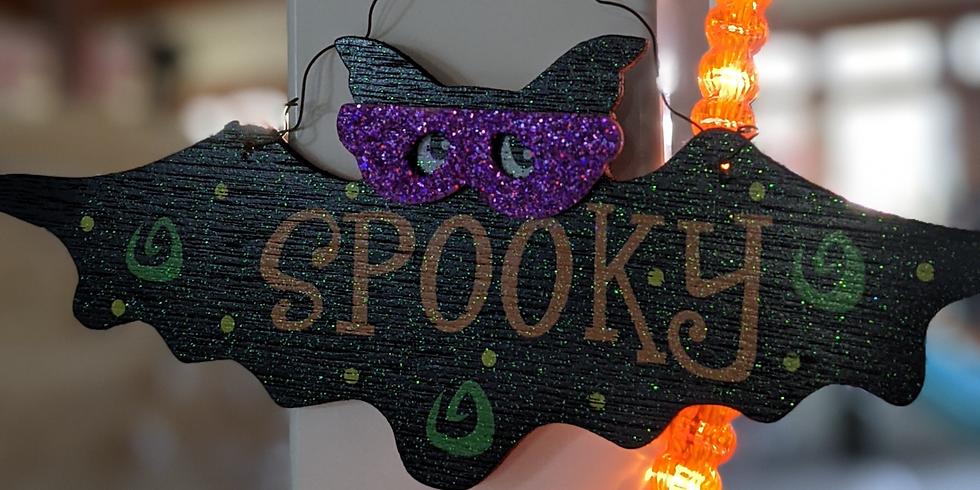 Halloween Trick or Treat Treasure Hunt & Games