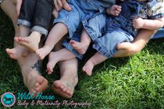 footsies family photoshoot san diego