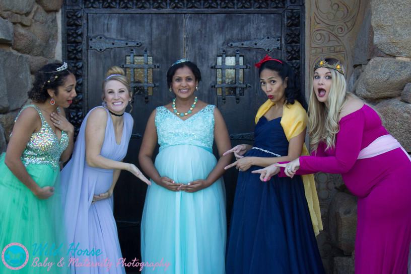 Jasmine princess maternity edition