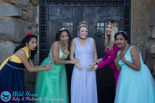 Cinderella Disney princess maternity