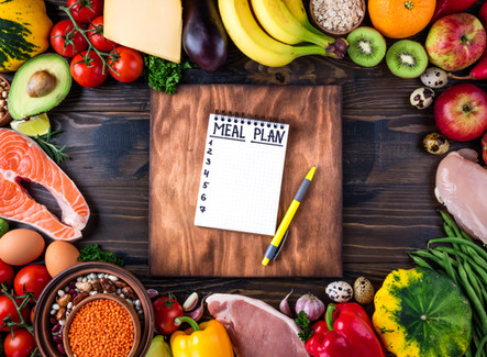 Meal Planning and Prep in Less Than Ideal Conditions