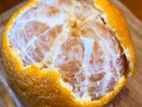 Are there Health Benefits in the Orange Pith?
