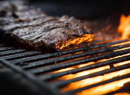 Flank Steak or Steak Tips in Spicy Lime Marinade
