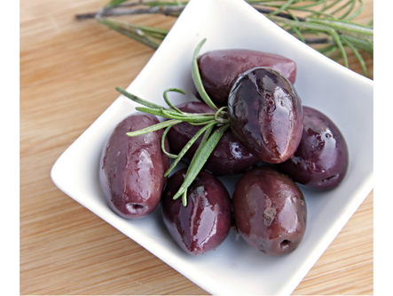 Olives are one of my favorite snacks because...