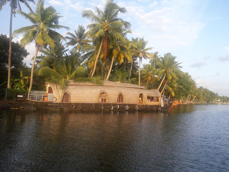 Visit to God's own country - Kerala
