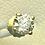Thumbnail: 10K-YG 0.80ct Ladies Diamonds stud-Earrings #101757