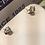 Thumbnail: 14k-YG 0.50ct Diamonds Stud Earrings # 301832.       Online Offer Only