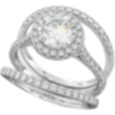 diamond his and her sets diamond wedding bands kennr la 70065 neworleans la 70123 jewelery store