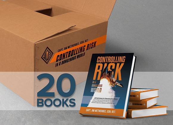 Controlling Risk – Set of 20 books