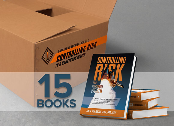 Controlling Risk – Set of 15 books