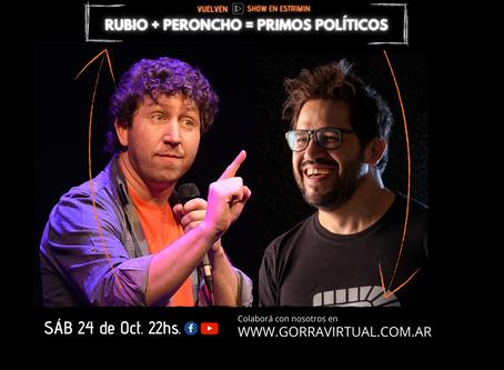 """RUBIO + PERONCHO """"Estrimin"""""""