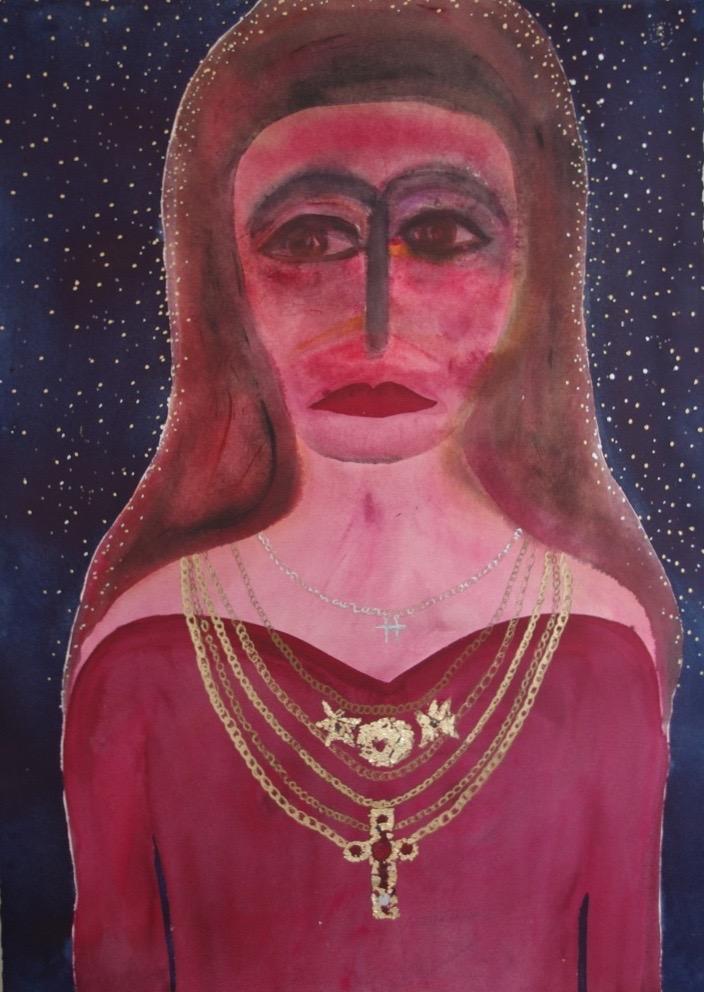 Portrait: Joan Agajanian Quinn