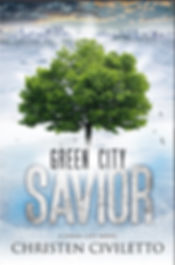 Christen Civiletto Green City Savior