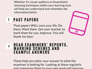 Tips for A lvl students.