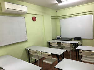 Revamped Classroom!