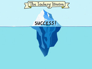 """The Iceberg Illusion"""